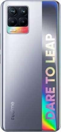 8 4 GB RAM 128 GB Storage Silver Back