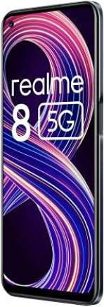 8 5G 4 GB RAM 128 GB Storage Black 6