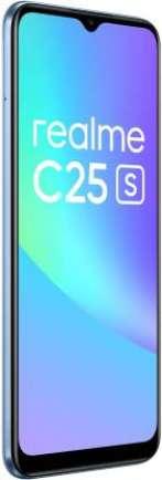 Realme C25s Side
