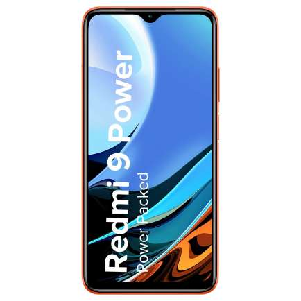 Redmi 9 Power 4 GB RAM 64 GB Storage Black