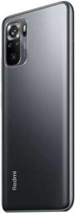 Redmi Note 10S 6 GB RAM 64 GB Storage Black Side