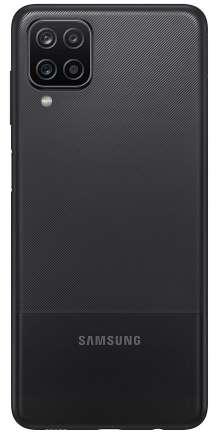 Galaxy A12 4 GB RAM 64 GB Storage Black