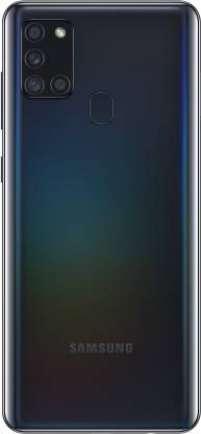 Galaxy A21s 4 GB RAM 64 GB Storage Black