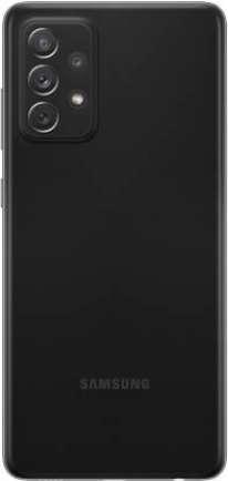 Galaxy A72 8 GB RAM 128 GB Storage Black