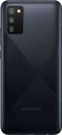 Galaxy F02s 3 GB RAM 32 GB Storage Black