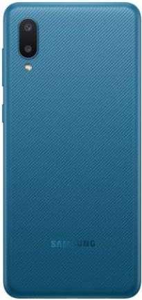 Galaxy M02 2 GB RAM 32 GB Storage Blue