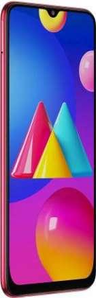 Galaxy M02s 3 GB RAM 32 GB Storage Red