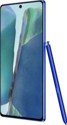 Galaxy Note 20 8 GB RAM 256 GB Storage Blue