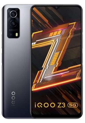 Vivo iQOO Z3 Front