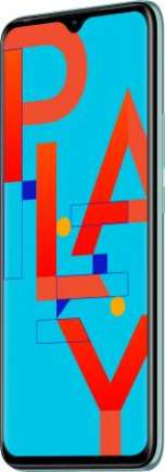 Hot 10 Play 4 GB RAM 64 GB Storage Green