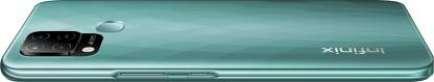 Hot 10S 4 GB RAM 64 GB Storage Green