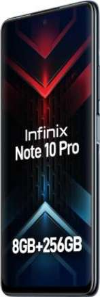 Note 10 Pro 8 GB RAM 256 GB Storage Black