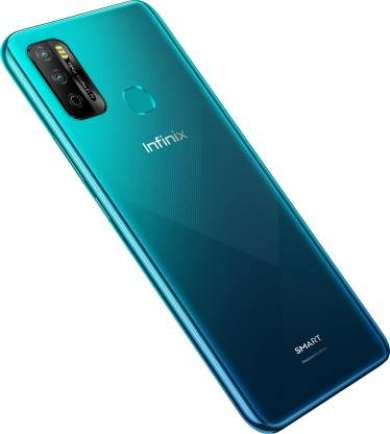 Smart 4 Plus 3 GB RAM 32 GB Storage Blue