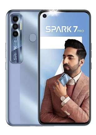 Spark 7 Pro 4 GB RAM 64 GB Storage Blue 2