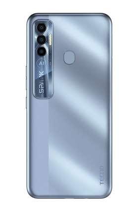 Spark 7 Pro 4 GB RAM 64 GB Storage Blue 5