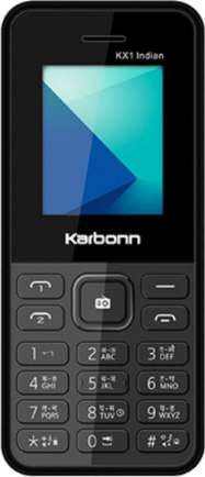 Karbonn KX1 Indian