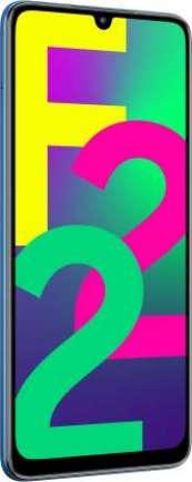 Samsung Galaxy F22 128GB Side