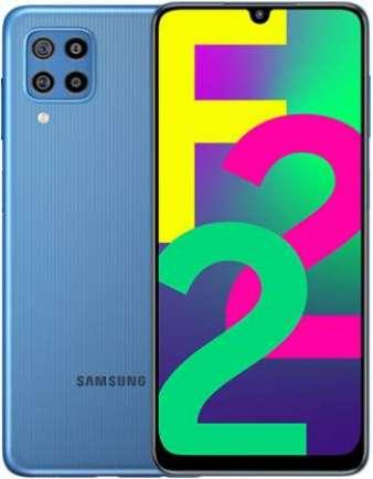 Samsung Galaxy F22 128GB Front Back