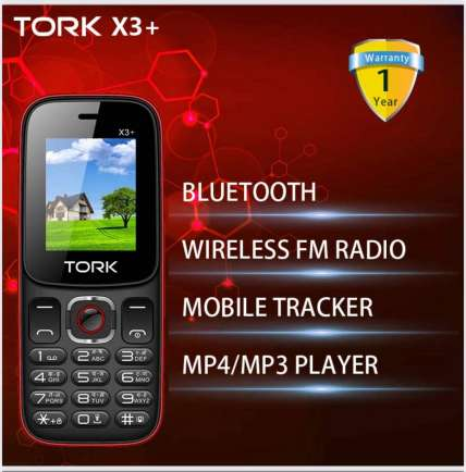 Tork X3 Plus