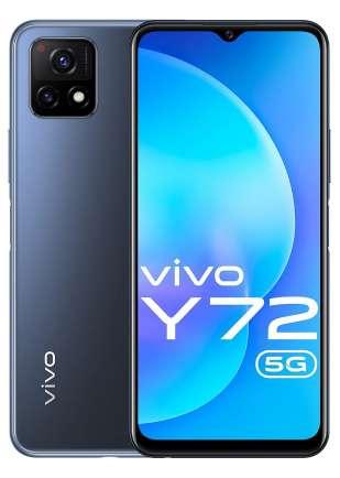 Vivo Y72 5G Back