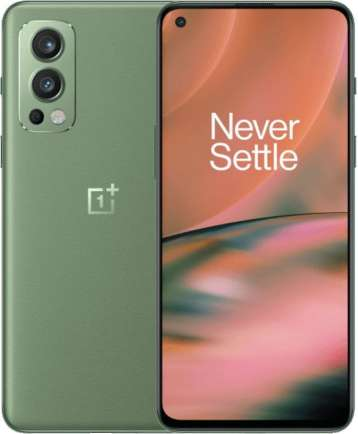 OnePlus Nord 2 Green