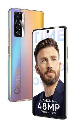 Tecno Camon 17 Pro 4
