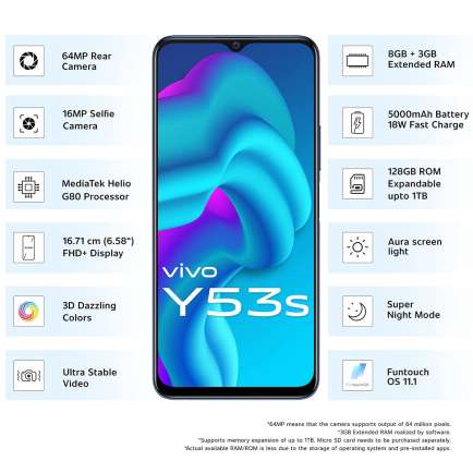 Vivo Y53s 4G