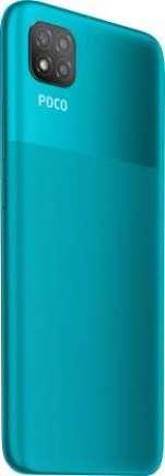 Poco C3 3 GB RAM 32 GB Storage Green