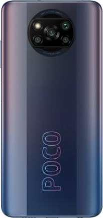 Poco X3 Pro 6 GB RAM 128 GB Storage Black