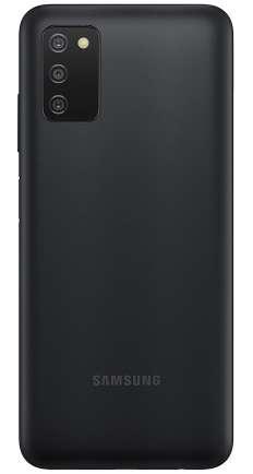 Galaxy A03s 3 GB RAM 32 GB Storage Black