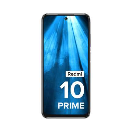 Redmi 10 Prime 4 GB RAM 64 GB Storage White