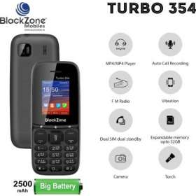BlackZone Turbo 354